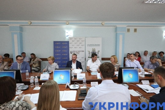 Education, Justice ministers discuss issues of legal education in Ukraine