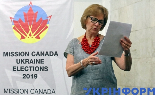Mission Canada 2019 presents its preliminary report on Ukrainian parliamentary election