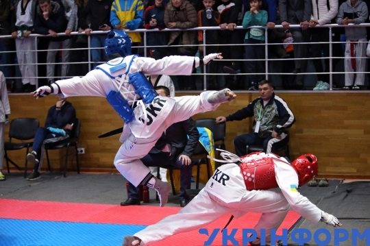 WTF Tae Kwon Do Championship in  Kharkiv