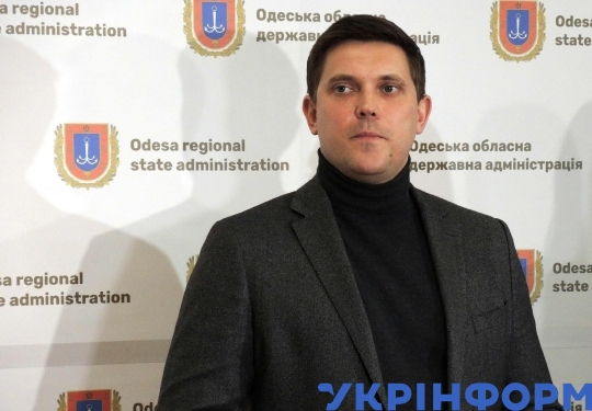 City authorities hold briefing on coronavirus in Odesa