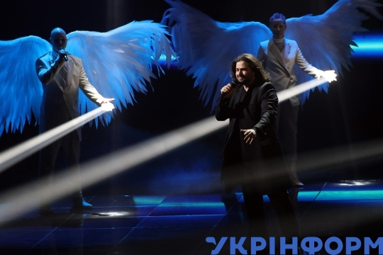2nd semi-final of Ukrainian selection for Eurovision 2020