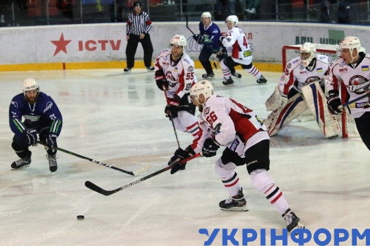 Donbas beats Mogo 3-2, tops 2020 IIHF Continental Cup Group C