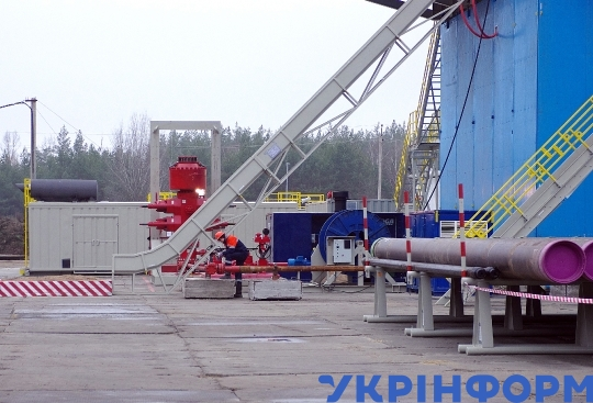 New drilling rig tested at Opishnia oil and gas condensate field