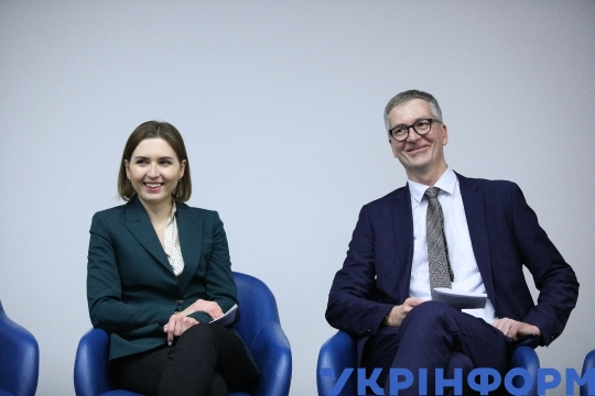 EU4Skills Project presented in Kyiv