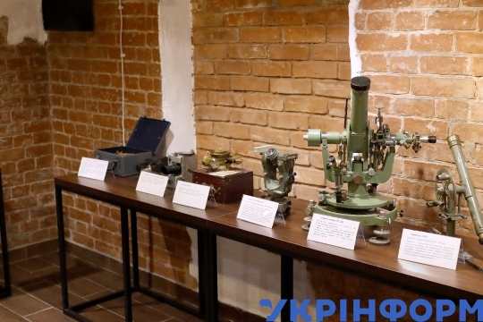 Astronomy Museum of Kharkiv National University opens after repairs