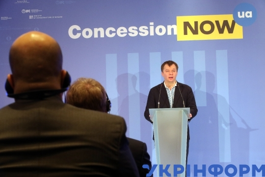Winners of first concession tenders in Ukrainian ports announced in Kyiv