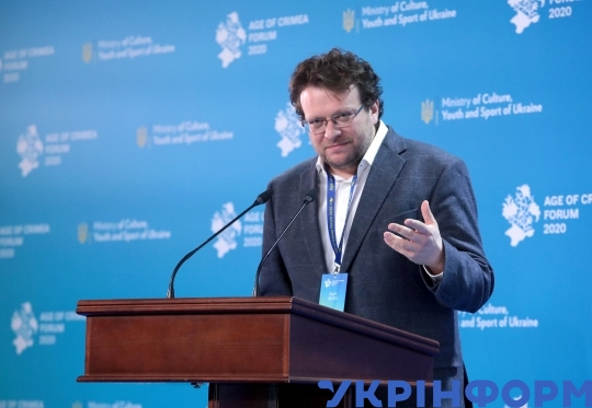 Age of Crimea 2020 Forum takes place in Kyiv