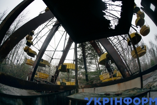 Chornobyl Exclusion Zone