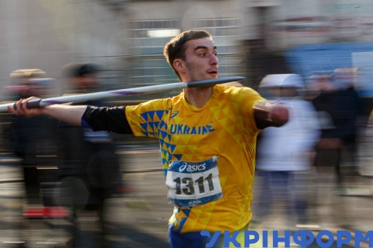 Mukachevo hosts Winter Athletics Championship of Ukraine