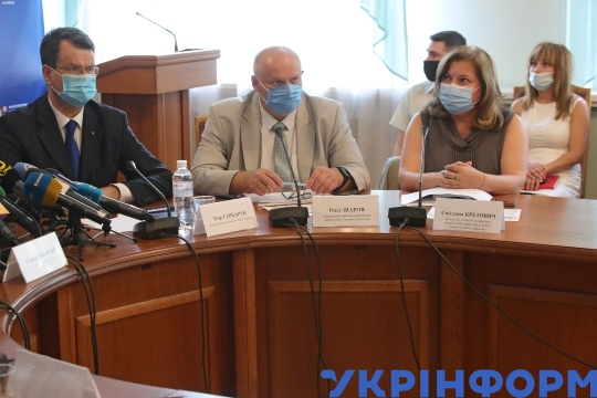 Briefing on preliminary results of ZNO and start of university admission
