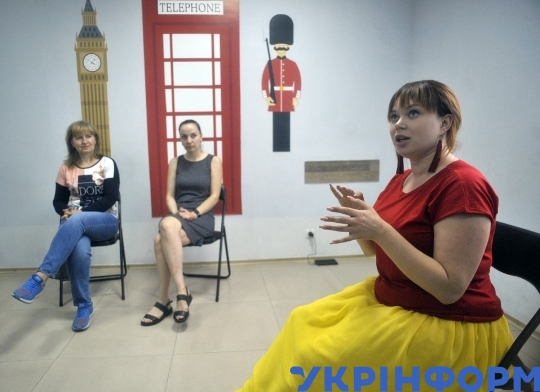 Special Theatre studio in Vinnytsia