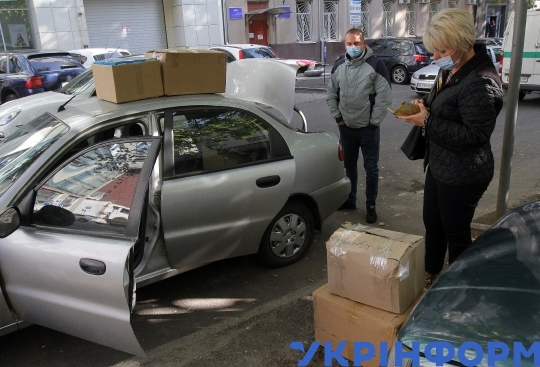Preparations for local elections in Dnipro amid COVID-19 pandemic